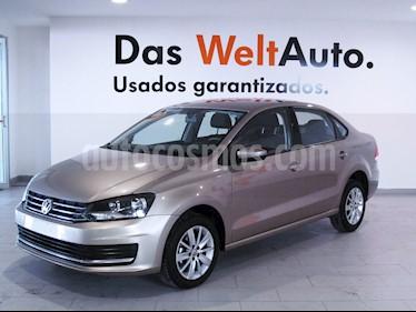 foto Volkswagen Vento Comfortline usado (2018) color Beige Metalico precio $203,000