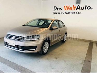 Foto venta Auto usado Volkswagen Vento Comfortline (2018) color Marron precio $205,000