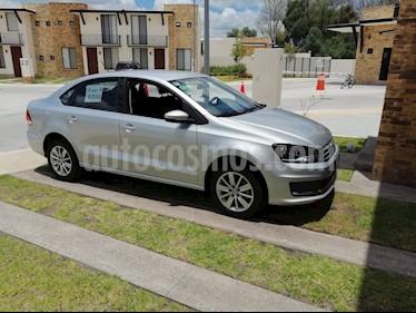 Volkswagen Vento Comfortline usado (2017) color Plata precio $169,000