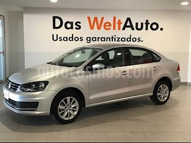 Foto Volkswagen Vento Comfortline usado (2018) color Plata Reflex precio $195,000