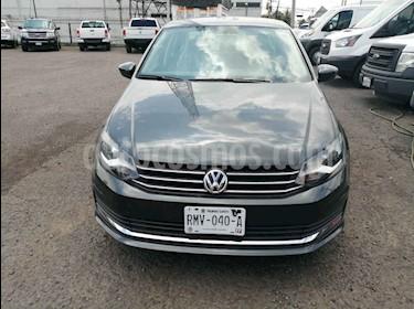 Foto Volkswagen Vento Comfortline usado (2018) color Gris precio $189,000