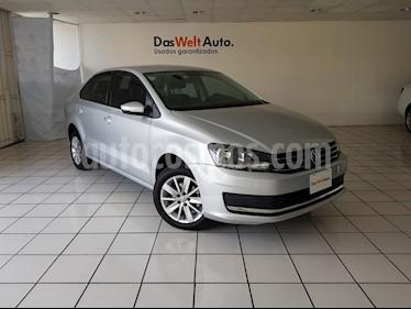 Foto venta Auto usado Volkswagen Vento Comfortline (2019) color Plata precio $214,900