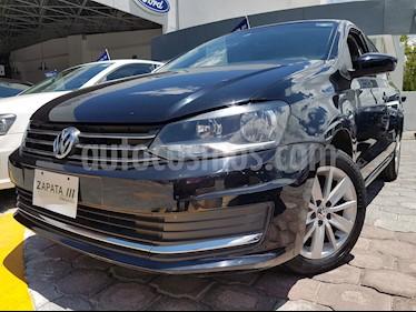 Foto Volkswagen Vento Comfortline usado (2018) color Negro Profundo precio $199,000