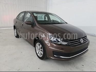 Foto Volkswagen Vento Comfortline usado (2018) color Marron precio $195,000
