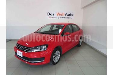 Foto venta Auto usado Volkswagen Vento Comfortline (2019) color Rojo precio $208,653