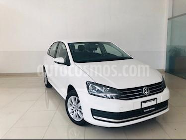 Foto Volkswagen Vento Comfortline usado (2019) color Blanco Candy precio $229,900