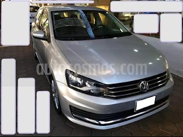 Foto venta Auto usado Volkswagen Vento Comfortline (2018) color Plata precio $189,900