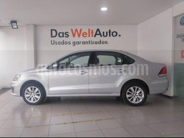 Foto Volkswagen Vento Comfortline usado (2019) color Plata Reflex precio $229,000
