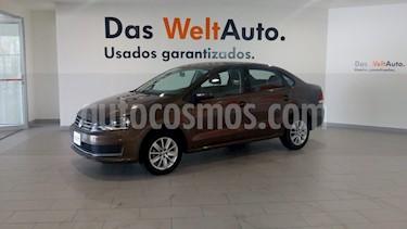Foto venta Auto usado Volkswagen Vento Comfortline (2018) color Marron precio $188,000