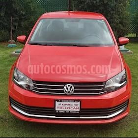 Foto Volkswagen Vento Comfortline usado (2016) color Rojo Flash precio $160,000