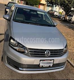 Foto Volkswagen Vento Comfortline usado (2017) color Plata precio $169,000