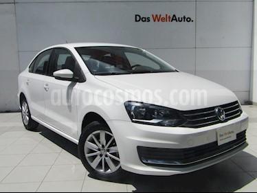 Foto Volkswagen Vento Comfortline usado (2018) color Blanco Candy precio $213,000