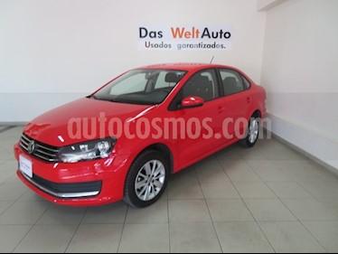 Foto venta Auto usado Volkswagen Vento Comfortline (2018) color Rojo Flash precio $210,921