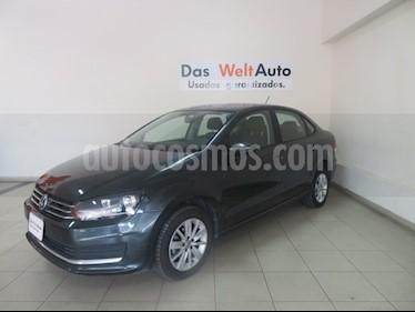 Foto venta Auto usado Volkswagen Vento Comfortline (2018) color Gris Carbono precio $208,657
