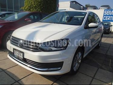 Foto Volkswagen Vento Confortline usado (2017) color Blanco precio $190,000