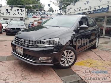 Foto venta Auto usado Volkswagen Vento Highline Aut (2017) color Negro Profundo precio $185,000