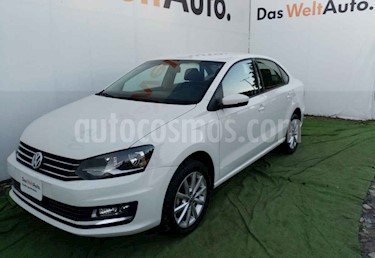 Foto Volkswagen Vento Highline Aut usado (2019) color Blanco precio $261,000