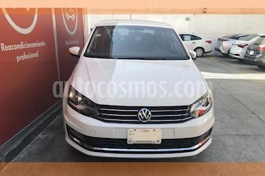 Foto venta Auto Seminuevo Volkswagen Vento Highline Aut (2017) color Blanco precio $210,000