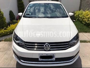 Foto venta Auto usado Volkswagen Vento Highline Aut (2018) color Blanco precio $196,000