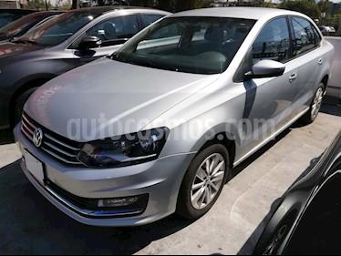 Foto venta Auto usado Volkswagen Vento Highline (2017) color Plata Reflex precio $180,000