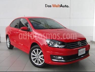 Foto venta Auto usado Volkswagen Vento Highline (2018) color Rojo Flash precio $223,000