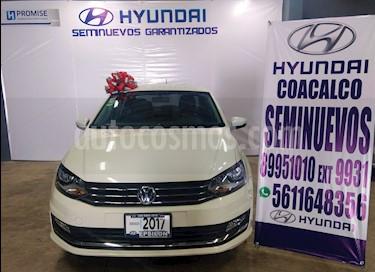 Foto venta Auto usado Volkswagen Vento Highline (2017) color Blanco Candy precio $195,000