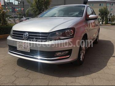 Volkswagen Vento Highline usado (2017) color Plata Reflex precio $160,000