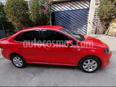 Volkswagen Vento Startline usado (2015) color Rojo precio $145,000