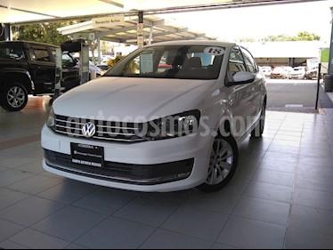 Volkswagen Vento Comfortline Aut usado (2018) color Blanco precio $175,000