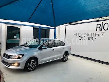 Volkswagen Vento Comfortline usado (2018) color Plata precio $195,000
