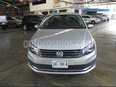 Foto Volkswagen Vento Comfortline Aut usado (2019) color Gris precio $260,000