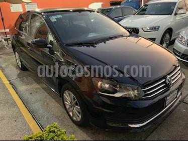 Volkswagen Vento Comfortline usado (2018) color Negro Profundo precio $189,900