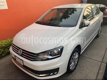 foto Volkswagen Vento Comfortline Aut usado (2018) color Blanco Candy precio $179,900