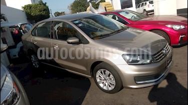 Volkswagen Vento Comfortline usado (2018) color Beige Metalico precio $199,000
