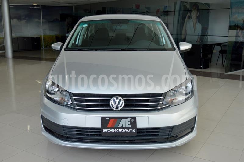 Volkswagen Vento Startline Aut usado (2019) color Plata Dorado precio $178,900