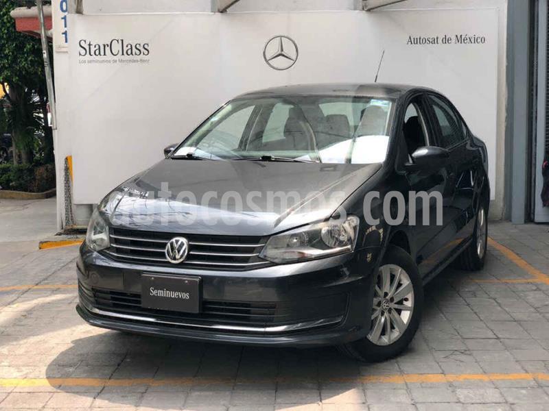 Volkswagen Vento Comfortline Aut usado (2017) color Negro precio $149,000