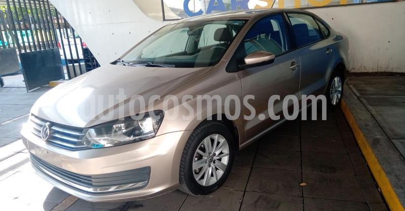 Volkswagen Vento Comfortline usado (2019) color Beige precio $169,900
