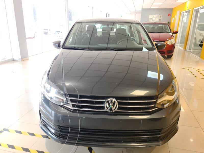 Foto Volkswagen Vento Startline Aut usado (2020) color Gris precio $198,950