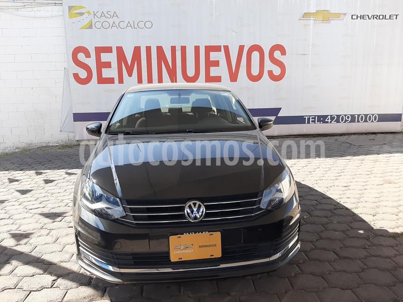 Volkswagen Vento Comfortline usado (2017) color Gris precio $175,000