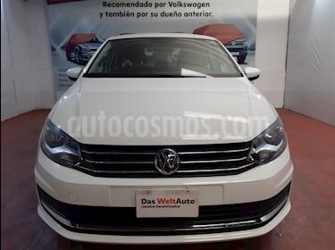 Volkswagen Vento Comfortline TDI DSG usado (2019) color Blanco Candy precio $255,000