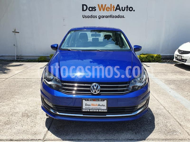Volkswagen Vento Highline Aut usado (2020) color Azul precio $234,900
