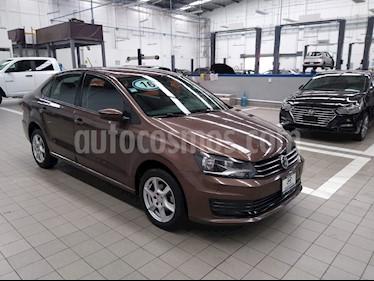Foto Volkswagen Vento Startline usado (2016) color Marron precio $155,000