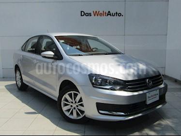 Volkswagen Vento Comfortline usado (2017) color Plata Reflex precio $159,000
