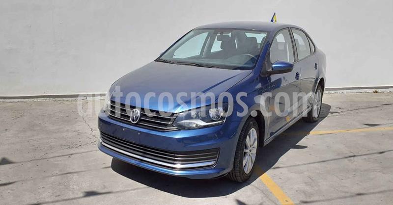 Volkswagen Vento Comfortline Aut usado (2019) color Azul precio $162,900