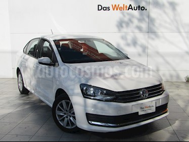 Volkswagen Vento Comfortline TDI usado (2019) color Blanco Candy precio $216,000