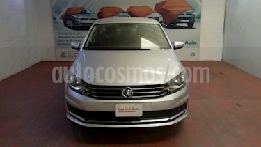 Volkswagen Vento Comfortline usado (2019) color Plata Reflex precio $211,500