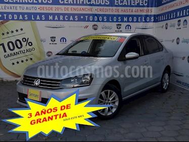 Volkswagen Vento Comfortline Aut usado (2018) color Plata Reflex precio $199,000