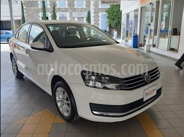 Volkswagen Vento Comfortline TDI usado (2019) color Blanco Candy precio $239,000