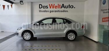 Volkswagen Vento Highline Aut usado (2019) color Plata Reflex precio $249,000