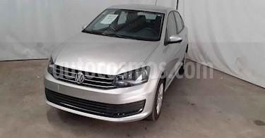 Volkswagen Vento 4p Starline L4/1.6 Aut usado (2019) color Plata precio $159,900